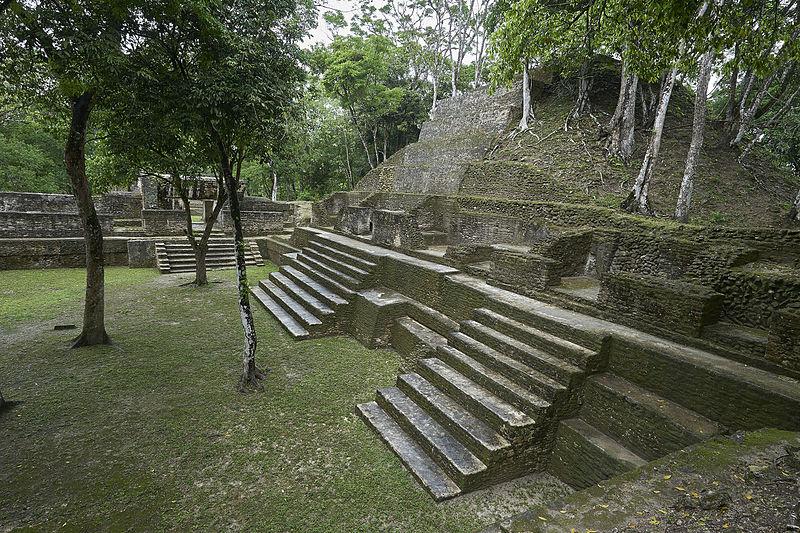 Cahal Pech Mayan Ruins San Ignacio